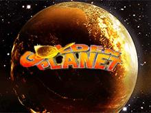 Автоматы на деньги Golden Planet онлайн