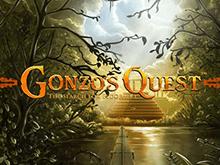 Бонусы Вулкан, аппарат Gonzo's Quest