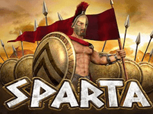 Автоматы на деньги Sparta онлайн