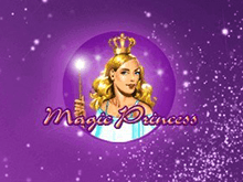 Играть на деньги в Вулкан автоматы Magic Princess