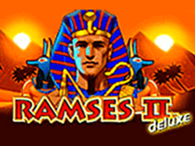 Автомат Ramses II Deluxe и бонусы Вулкан