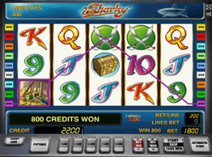 Sharky игровые автоматы скачать бесплатно