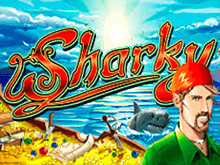 Скачать игровой автомат Sharky