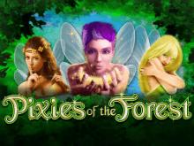 Онлайн-слот Pixies Of The Forest на зеркале Vulcan